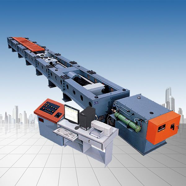 2000KN/200吨微机屏显卧式拉力试验机
