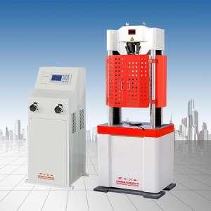 WE-1000B液晶数显式万能试验机